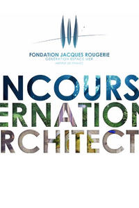 APPEL À CANDIDATURES : CONCOURS INTERNATIONAL D'ARCHITECTURE 2017