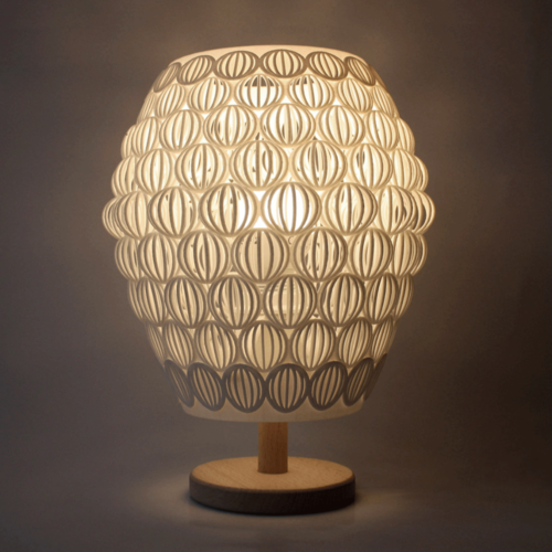 LAMPE ASTRAL ROUND